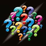 question marks2