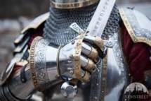 knight guarding